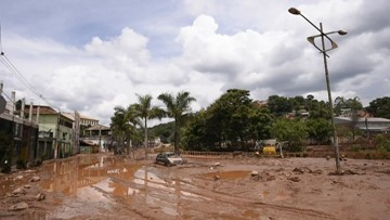 Deadly storms trigger flooding, landslides in Brazil