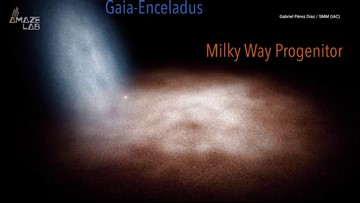 The Milky Way Ate the 'Sausage Galaxy' and We've Found the Crumbs