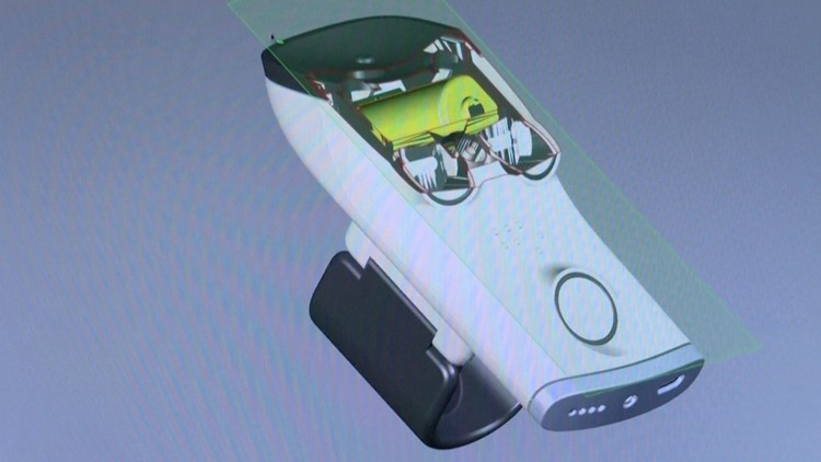 This Device Aids Visually Impaired People Avoid Danger on the Street