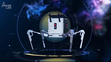 The UK is Sending a Spider Robot to Explore the Moon