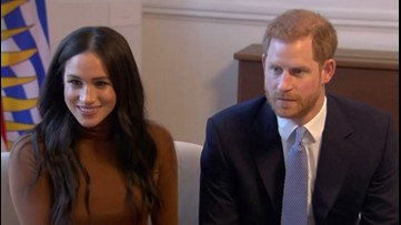 Prince Harry and Meghan Markle Announce Their Last Royal Engagement