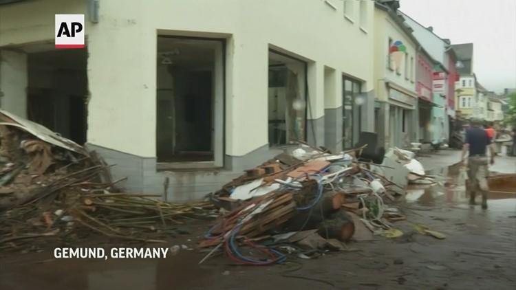 German flooding