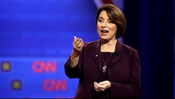 Democratic presidential candidate Sen. Amy Klobuchar coming to Toledo on Saturday