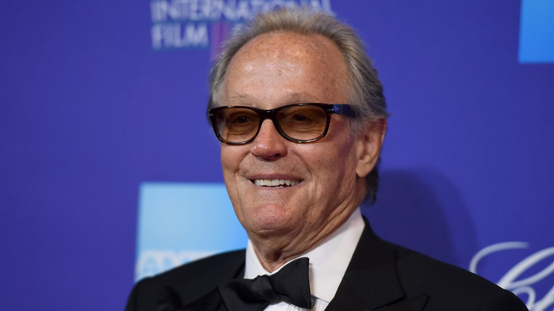 Peter Fonda, 'Easy Rider' star, dead at 79