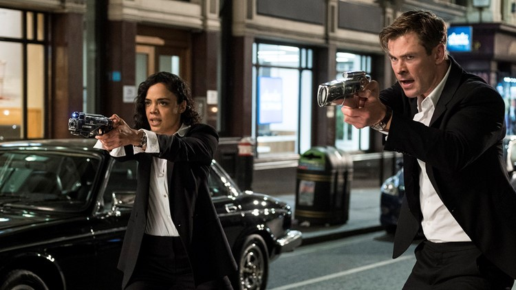 'Men In Black: International' has worst opening weekend in franchise history