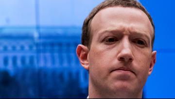#DeleteFacebook trends after report Zuckerberg met with conservative pundits