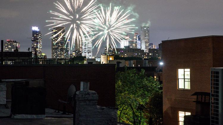 Why are so many people lighting off fireworks this year?