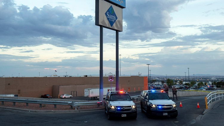 Sister: El Paso shooting victim died shielding 2-month-old son