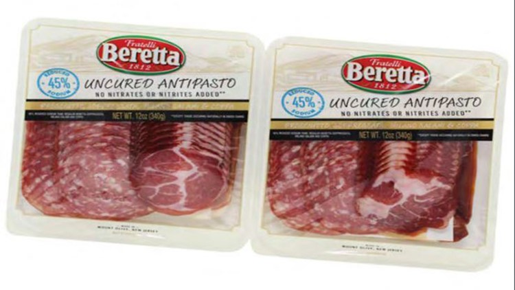 If you have this meat in your fridge, throw it out. It may have salmonella.