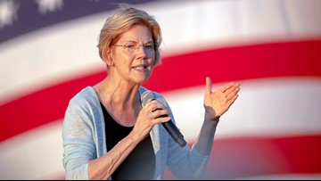 Warren says she made a Facebook ad with false claims to call out Facebook's policies