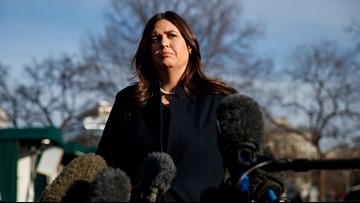 Sarah Sanders heads to Fox News as a contributor