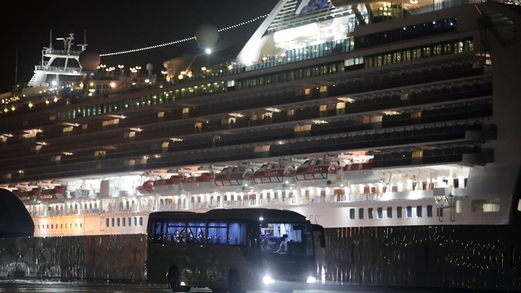 2 former cruise ship passengers with virus have died