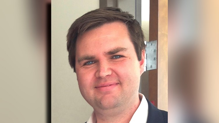 Best-selling author JD Vance announces run for U.S. Senate seat currently held by Rob Portman