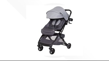 Baby Trend stroller sold at Target and Amazon recalled for fall hazard