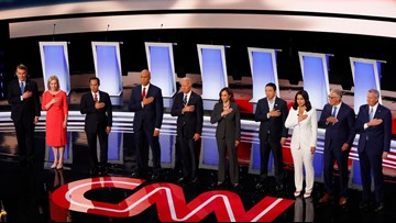 Only 8 Democrats have qualified for next presidential debate