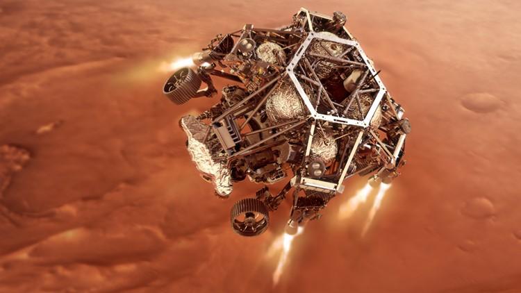 7 minutes of terror | NASA pulls off daring Mars landing of Perseverance rover