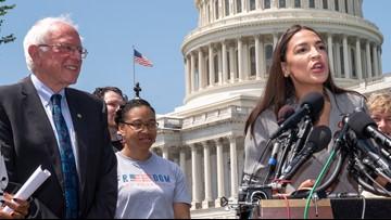 Alexandria Ocasio-Cortez, Ilhan Omar endorse Bernie Sanders for president