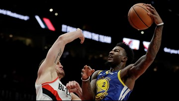 Golden State Warriors advance to 5th straight NBA Finals