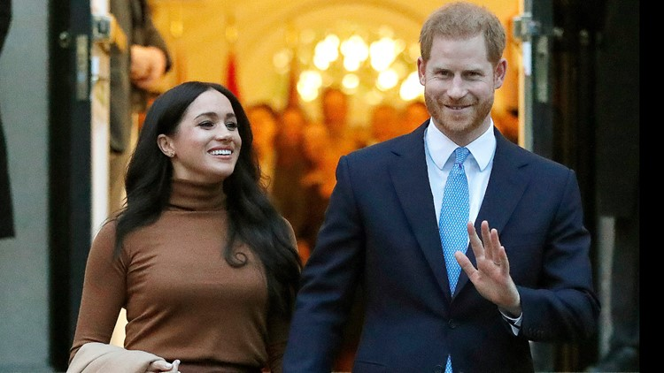 Meghan and Harry reveal their second child's gender