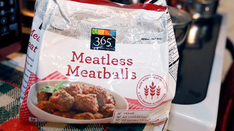 Meatless meatballs Mississippi law