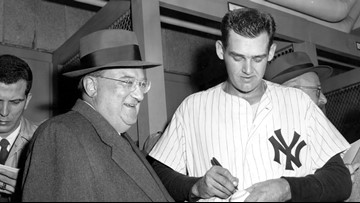 Don Larsen, who threw only perfect World Series game, dies at 90