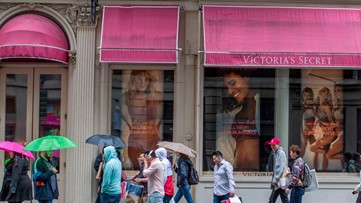 L Brands selling Victoria's Secret to private-equity firm