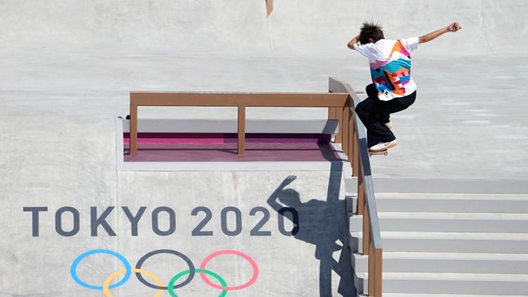 Horigome wins 1st ever Olympic skateboard gold