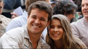 Bindi Irwin marries Chandler Powell in private ceremony with no guests due to coronavirus