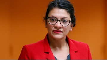 Congresswoman Tlaib says she won't visit relatives in West Bank, citing 'oppressive' Israeli restrictions