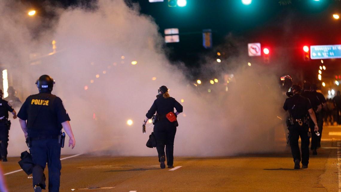 VERIFY: Yes, tear gas can help spread COVID-19