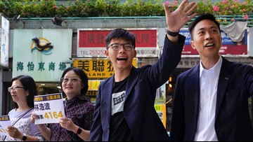 Pro-democracy camp looks to have won big in Hong Kong elections
