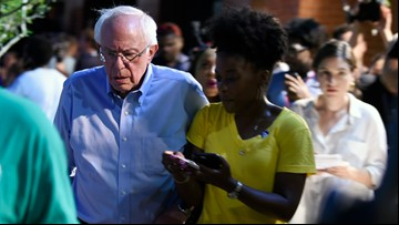 Bernie Sanders to speak at black press meeting