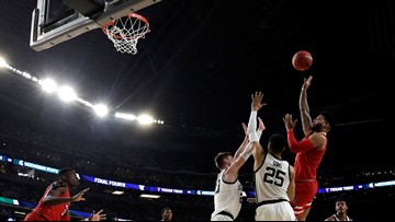 Final Four: Texas Tech beats Michigan State to reach title game