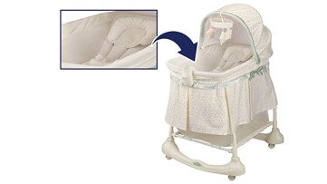 Kolcraft infant sleeper incline accessory recalled over suffocation risk
