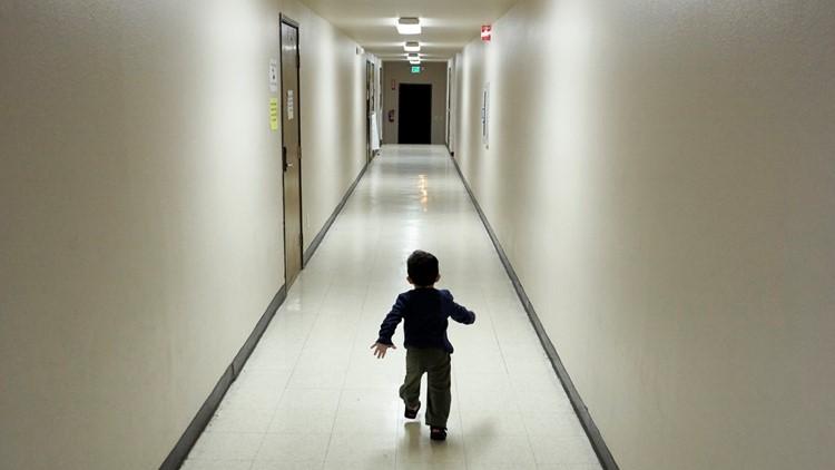 Immigration Detention Children