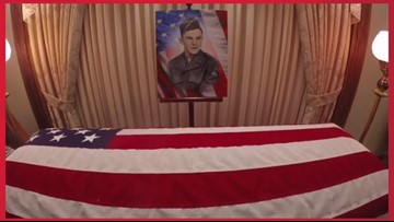 Korean War soldier's remains return home to family in Ohio