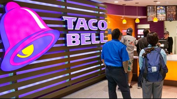 Taco Bell pulls beef from some stores on quality concerns