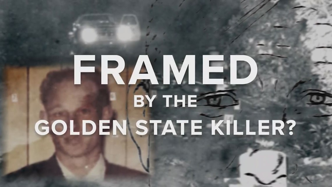 Framed by the Golden State Killer?