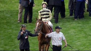 No Triple Crown: Derby winner Country House out of Preakness