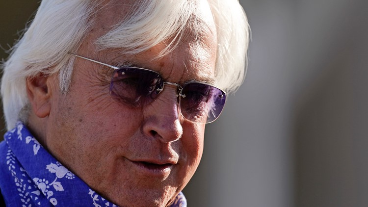 New York suspends trainer Bob Baffert pending Kentucky Derby probe