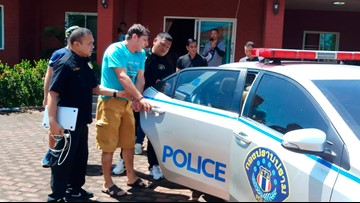Thai police arrest Italian convicted in George Clooney fraud case