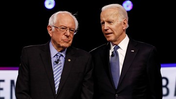 Joe Biden, Bernie Sanders cancel Cleveland rallies due to coronavirus concerns