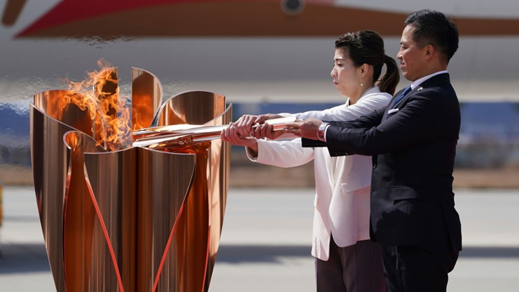 Tokyo Olympic torch relay to kick off in one month
