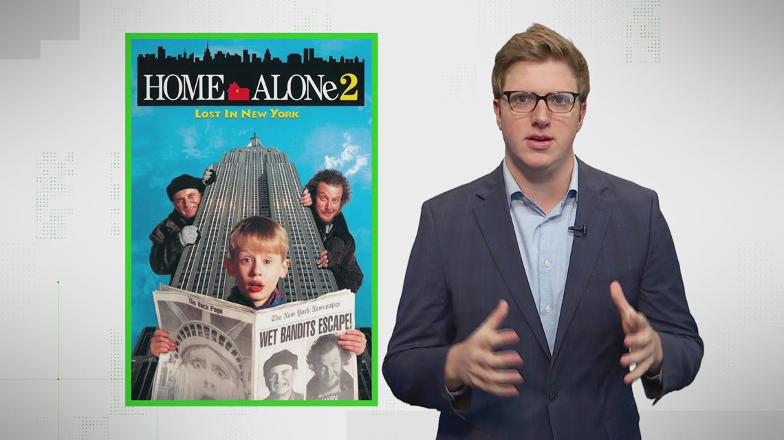 VERIFY: Yes, President Trump's cameo in Home Alone 2 was removed in Canada, but it wasn't for political reasons