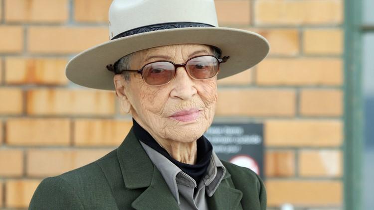 NPS ranger Betty Reid Soskin turns 100
