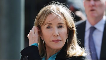 Felicity Huffman recommended 4 months in prison for college scheme
