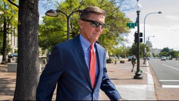 Judge: Justice Department reversal in Flynn case 'unusual'