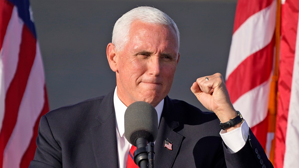 Pence asked to skip Supreme Court vote after COVID-19 risk