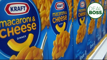 How Kraft can pay for your Mother's Day baby sitter