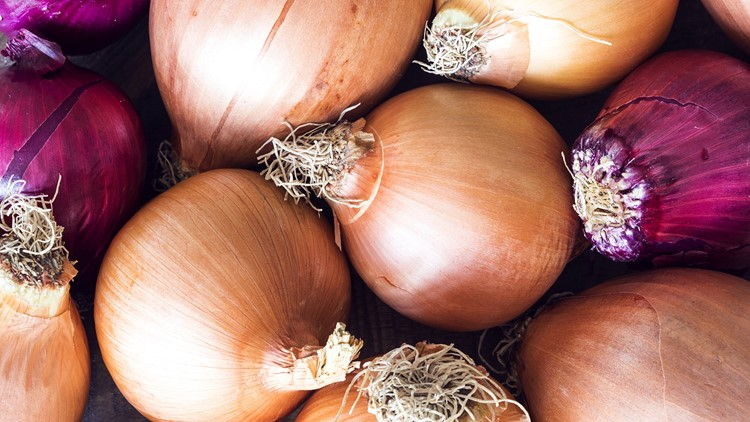 2nd onion recall issued after US salmonella outbreak that sickened hundreds